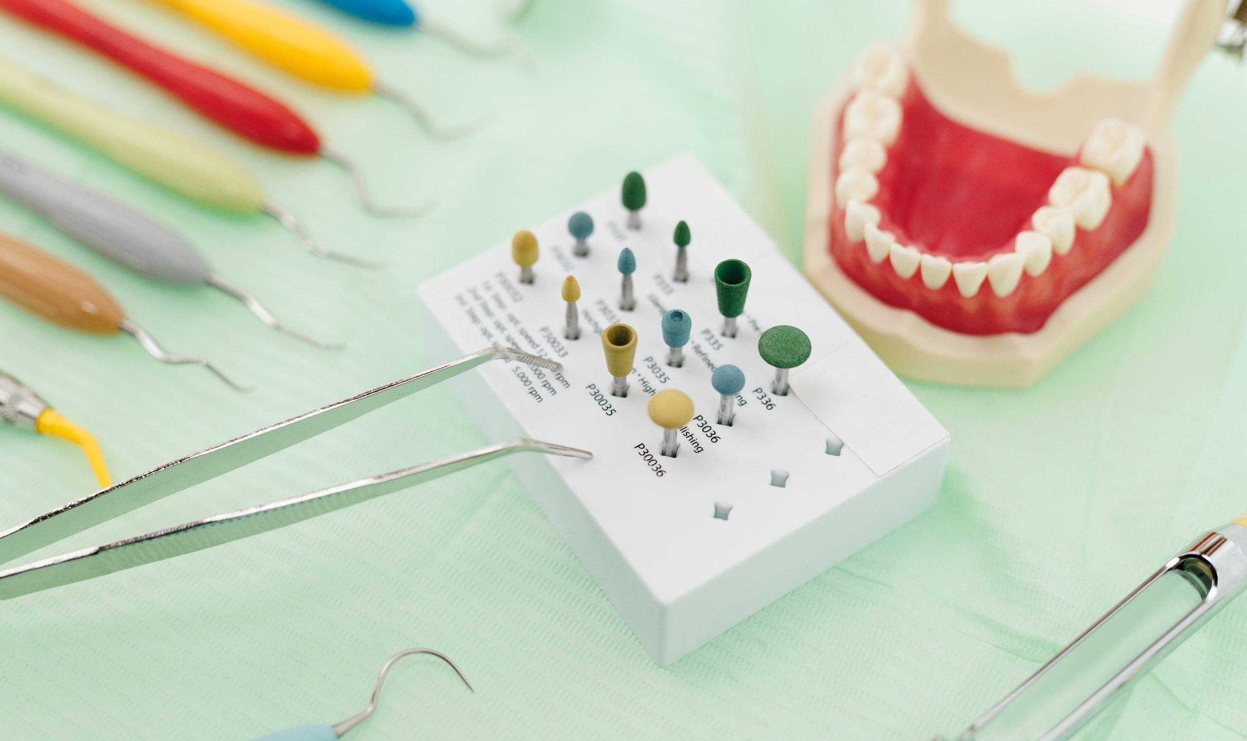 Brocas Dentárias Diamante